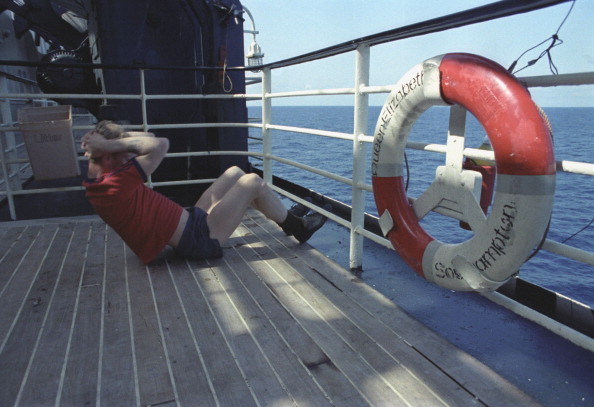 Passenger Craft「Training On QE2」:写真・画像(15)[壁紙.com]