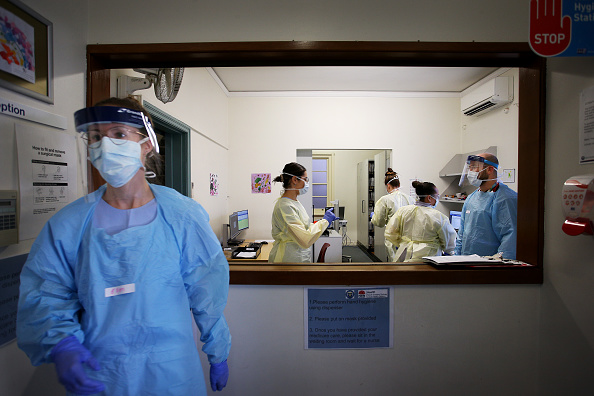 Sydney「New South Wales COVID-19 Testing Rates Some Of Highest In World As Australian Coronavirus Restrictions Begin To Ease」:写真・画像(0)[壁紙.com]