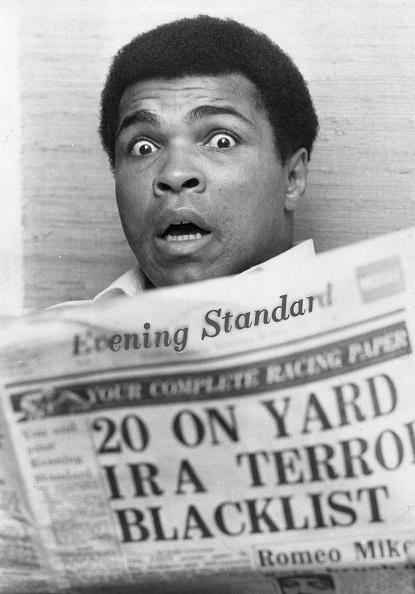 Express Newspapers「Muhammad Ali」:写真・画像(1)[壁紙.com]