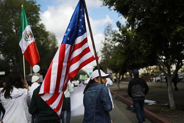Baja California Norte「Concern Looms In Border City Of Tijuana Over President Trump's Border Wall And Immigration Policies」:写真・画像(18)[壁紙.com]