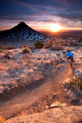 Sandia Mountains「mountain bike new mexico」:スマホ壁紙(7)