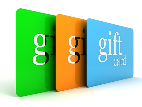 Gift Tag - Note「Gift Cards」:スマホ壁紙(14)