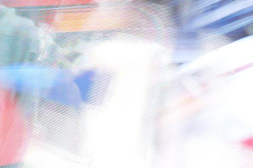 Quantum Computing「Abstract graphic background」:スマホ壁紙(15)