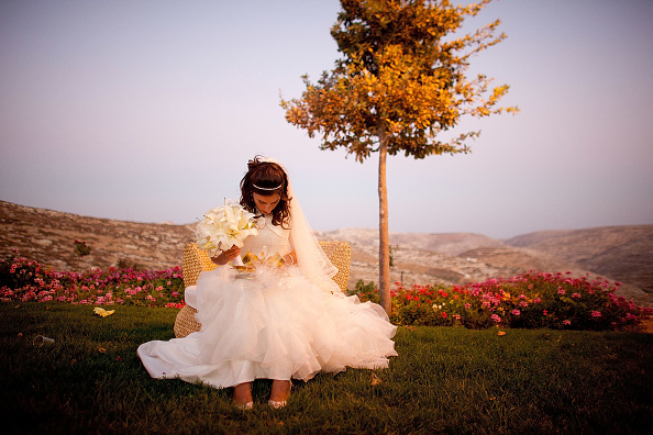 Bride「Life In The West Bank Ahead Of UN Vote On Palestinian Statehood」:写真・画像(14)[壁紙.com]