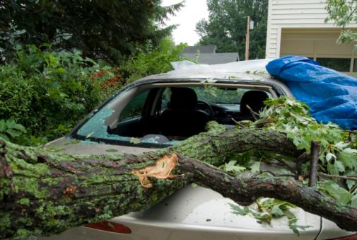 Extreme Weather「Auto damage」:スマホ壁紙(2)