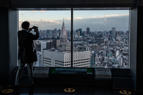 Tokyo - Japan「Coronavirus Cases Continue To Rise In Tokyo」:写真・画像(10)[壁紙.com]