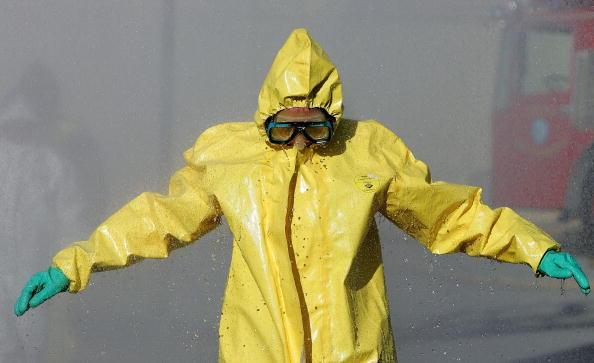 Yellow「Law Enforcement Officers Attend WMD Training Workshop」:写真・画像(5)[壁紙.com]