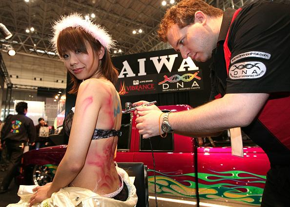 Tokyo Auto Salon「The 26th Tokyo Auto Salon」:写真・画像(17)[壁紙.com]