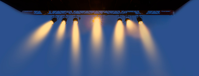 Entertainment Event「Outdoor lighting on a stage.」:スマホ壁紙(18)