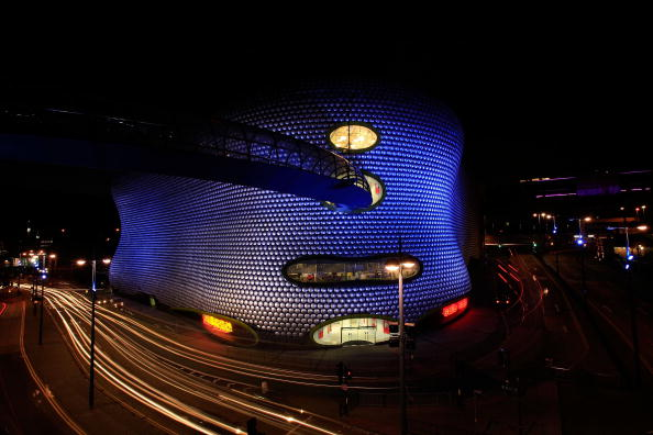 Birmingham - England「Bullring Development Outshines The High-Street」:写真・画像(9)[壁紙.com]
