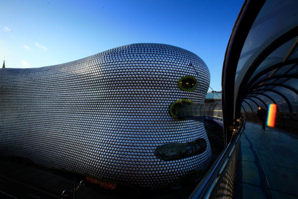 Birmingham - England「Bullring Development Outshines The High-Street」:写真・画像(1)[壁紙.com]