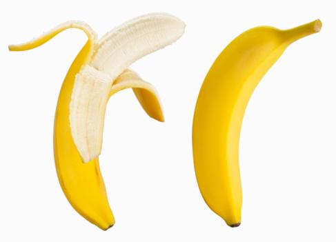Banana「Bananas on white」:スマホ壁紙(2)
