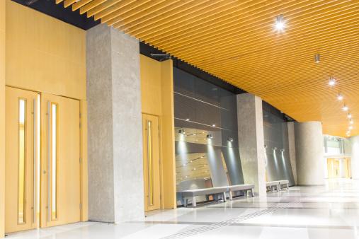 Convention Center「Modern Walkway」:スマホ壁紙(12)