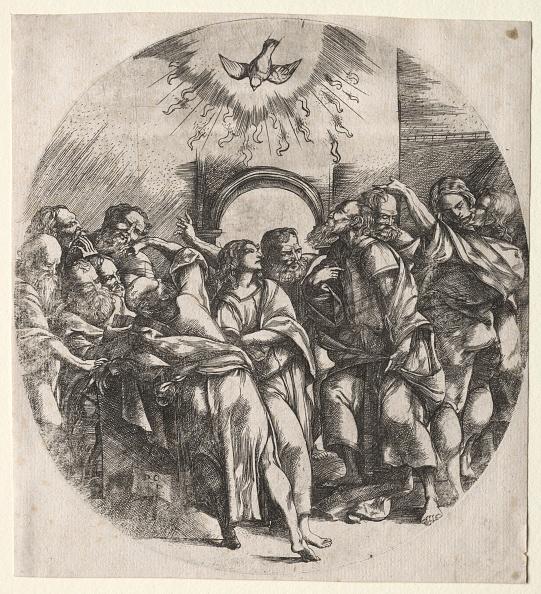 Spirituality「The Descent Of The Holy Spirit」:写真・画像(3)[壁紙.com]