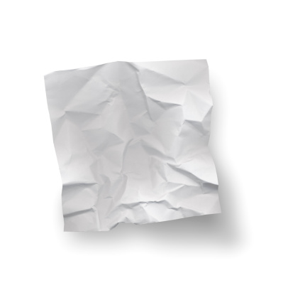 Crumpled「Crumpled Note Paper」:スマホ壁紙(19)
