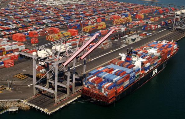 Shipping「West Coast Ports Remain Closed Amid Labor Dispute 」:写真・画像(6)[壁紙.com]