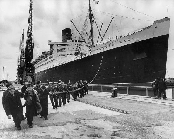 Effort「Cunard's Queen」:写真・画像(16)[壁紙.com]