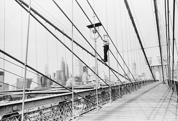 Brooklyn Bridge「Bridge Construction」:写真・画像(3)[壁紙.com]