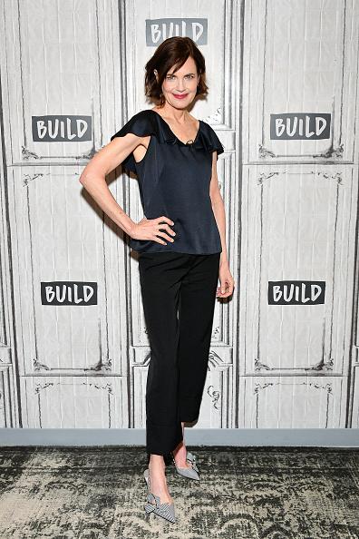 Blouse「Celebrities Visit Build - March 25, 2019」:写真・画像(15)[壁紙.com]