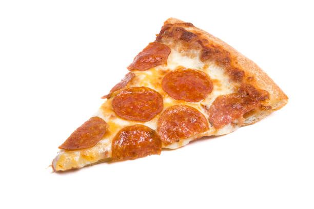 Slice of Pizza:スマホ壁紙(壁紙.com)