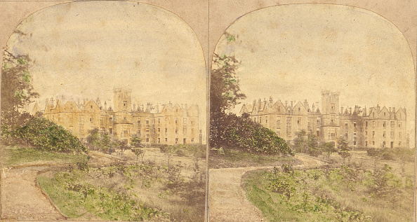 Spa「Group Of 5 Early Stereograph Views Of British Hotels And Inns」:写真・画像(4)[壁紙.com]