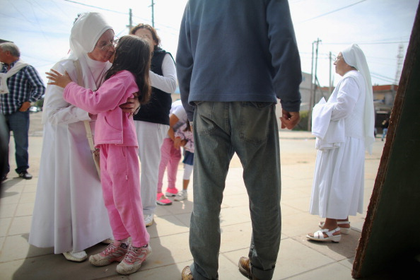 Social Issues「Sunday Mass Celebrated In Honor Of Pope Francis」:写真・画像(18)[壁紙.com]