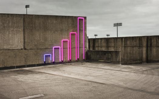 Development「Growth Neons」:スマホ壁紙(7)