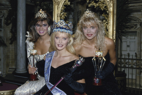 Only Women「Miss World 1987」:写真・画像(10)[壁紙.com]