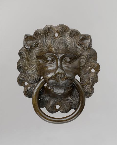 Handle「Lion Mask Door Pull」:写真・画像(19)[壁紙.com]