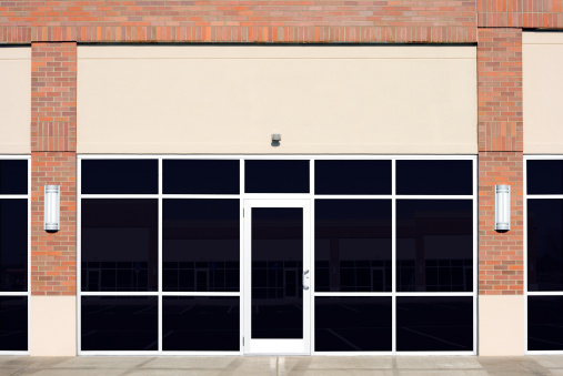 Door「New Empty Store Front」:スマホ壁紙(18)