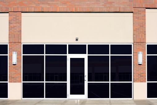 Retail「New Empty Store Front」:スマホ壁紙(1)