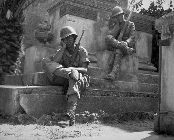 Army Soldier「Stopping To Rest」:写真・画像(18)[壁紙.com]