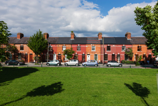 Dublin - Republic of Ireland「Ballsbridge neighborhood」:スマホ壁紙(17)