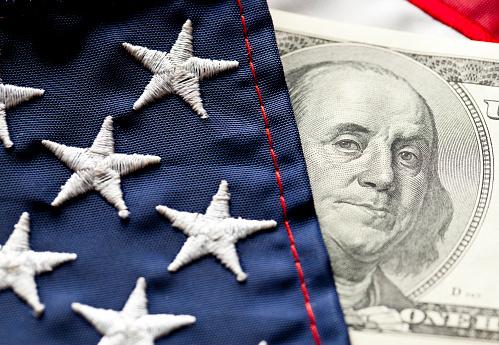 Trading「Money and Flag」:スマホ壁紙(6)