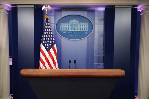 No People「White House Communications Team Reshuffled, With Sean Spicer Resignation And Anthony Scaramucci Appointed Director」:写真・画像(2)[壁紙.com]