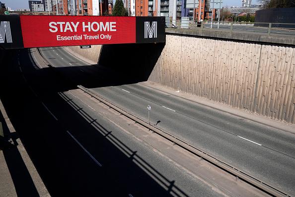 Stay at Home Order「UK On Lockdown Due To Coronavirus Pandemic」:写真・画像(7)[壁紙.com]
