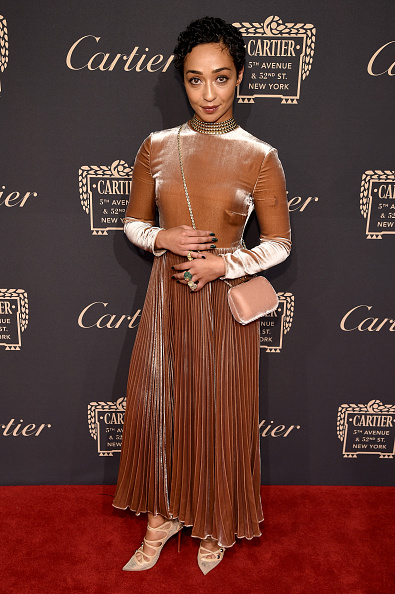 Pale Pink「The Cartier Fifth Avenue Grand Reopening Event」:写真・画像(7)[壁紙.com]