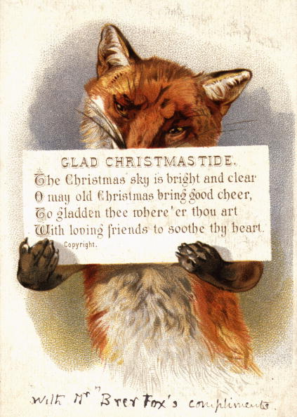 Holiday - Event「Foxy Christmas」:写真・画像(3)[壁紙.com]