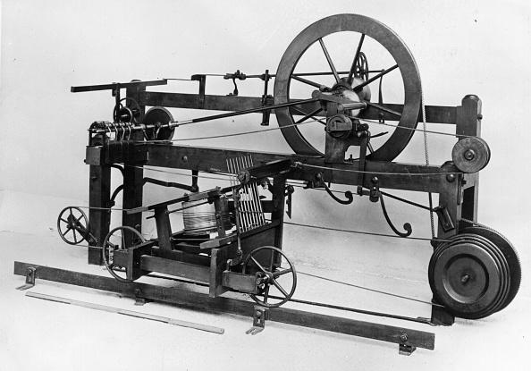 Spinning「Crompton's Mule」:写真・画像(4)[壁紙.com]