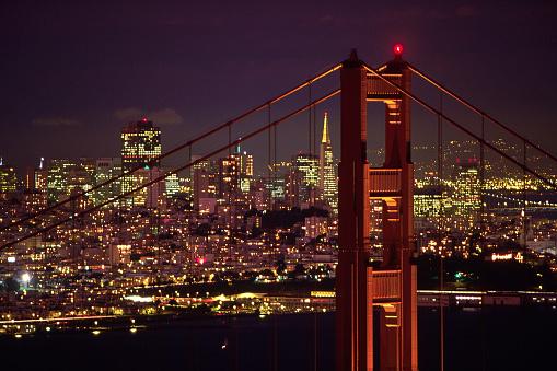 1990-1999「Lights of San Francisco」:スマホ壁紙(6)