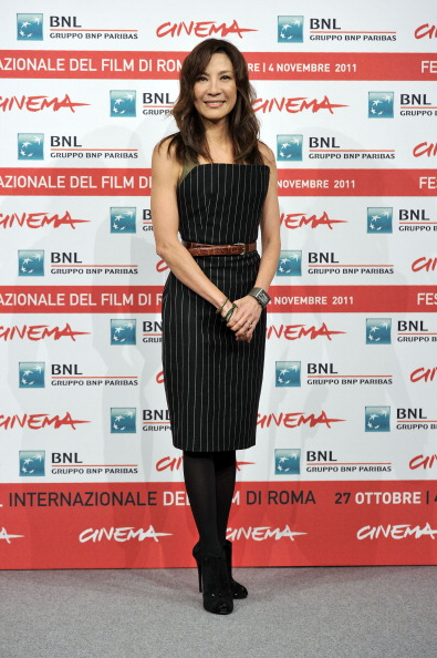 "Ankle Boot「""The Lady"" Photocall - 6th International Rome Film Festival」:写真・画像(1)[壁紙.com]"