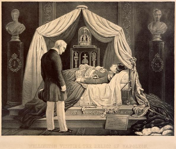 Death「Wellington Visiting The Relics Of Napoleon」:写真・画像(7)[壁紙.com]