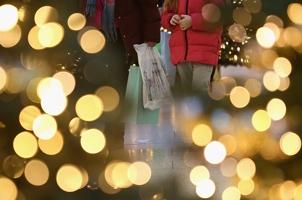 Retail「Retailers Prepare For Christmas Season」:写真・画像(9)[壁紙.com]