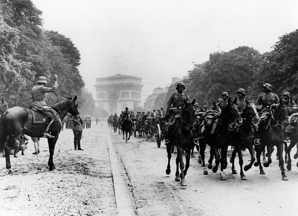 World War II「Germans In Paris」:写真・画像(5)[壁紙.com]