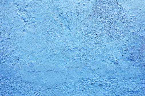 Stucco「Old light blue wall texture background」:スマホ壁紙(18)
