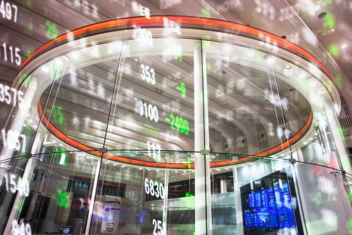 Financial Figures「Stock index with Tokyo stock exchange」:スマホ壁紙(5)