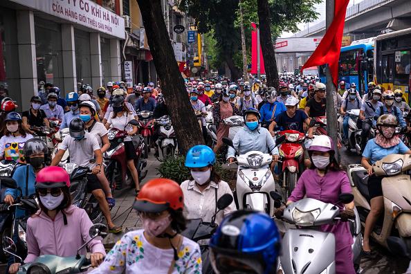 Mode of Transport「Vietnam Slowly Recovers From Coronavirus Outbreak」:写真・画像(18)[壁紙.com]