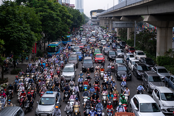 Mode of Transport「Vietnam Slowly Recovers From Coronavirus Outbreak」:写真・画像(0)[壁紙.com]