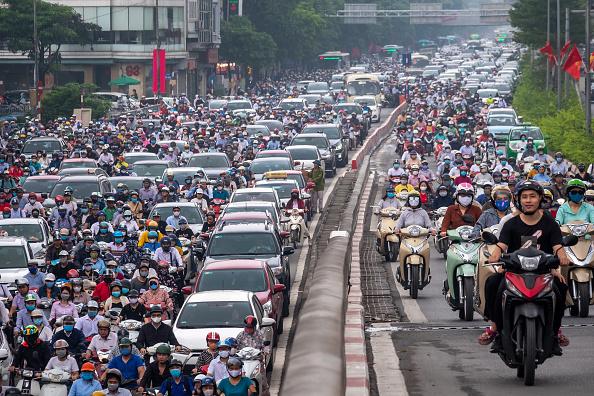 Mode of Transport「Vietnam Slowly Recovers From Coronavirus Outbreak」:写真・画像(17)[壁紙.com]