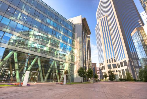 New Business「La Defense financial district」:スマホ壁紙(4)